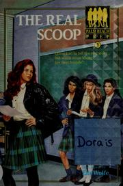 Cover of: The real scoop | Elle Wolfe