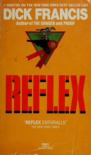 Cover of: Reflex by Dick Francis