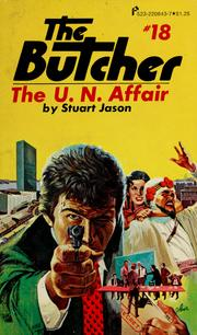 Cover of: The U.N. affair | Stuart Jason
