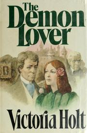 Cover of: The demon lover | Victoria Holt