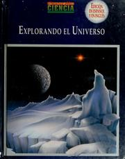 Cover of: Explorando el universo | Anthea Maton