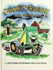 Cover of: Johnny tractor and his pals by Louise Price Bell