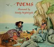 Cover of: Poems by Sandy Nightingale