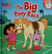 Cover of: The big pony race | Erica David