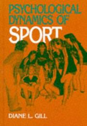 Cover of: Psychological dynamics of sport