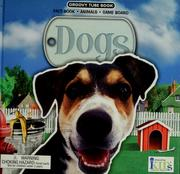 Cover of: Dogs | Susan Ring