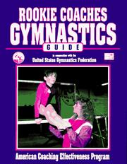 Cover of: Rookie coaches gymnastics guide