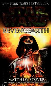 Cover of: Revenge of the Sith by Matthew Stover