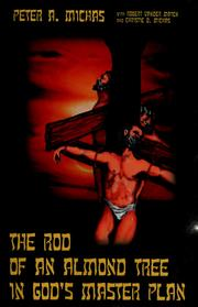 Cover of: The rod of an almond tree in God