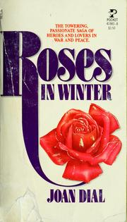 Cover of: Roses in Winter | Joan Dial