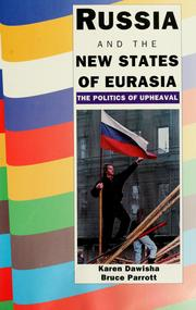 Cover of: Russia and the new states of Eurasia | Karen Dawisha