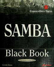 Cover of: Samba black book | Dominic Baines