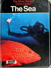 Cover of: The sea by Jonathan Rutland