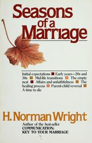 Seasons of a marriage