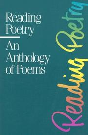 Cover of: Reading Poetry