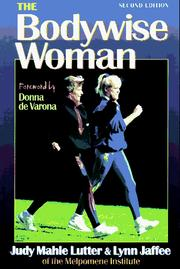 Cover of: The bodywise woman