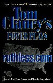 Cover of: Ruthless. com | Tom Clancy