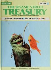 Cover of: The Sesame Street treasury | Linda Bove