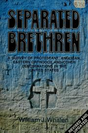 Separated brethren by William Joseph Whalen