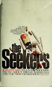 Cover of: The seekers | Jess Stearn
