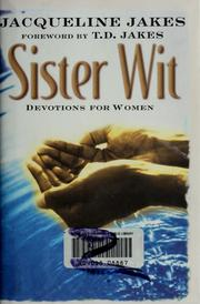 Cover of: Sister Wit | Jacqueline Jakes