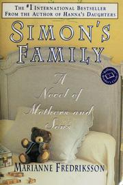 Cover of: Simon's family | Marianne Fredriksson