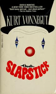 Cover of: Slapstick | Kurt Vonnegut
