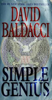 Cover of: Simple genius | David Baldacci