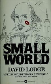 Cover of: Small world | David Lodge