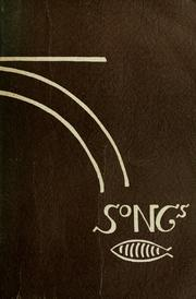 Cover of: Songs | Yohann Anderson