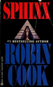 Cover of: Sphinx | Robin Cook
