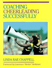Cover of: Coaching cheerleading successfully | Linda Rae Chappell