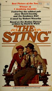 Cover of: The Sting | Robert Weverka