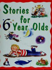 Cover of: Stories for 6 year olds |