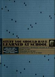 Cover of: Stuff you should have learned at school | Michael Powell