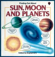 Cover of: Sun, moon and planets | Lynn Myring