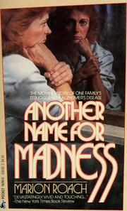 Cover of: Another name for madness by Marion Roach
