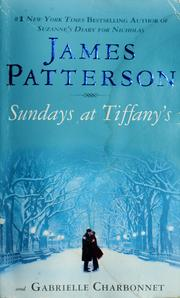 Cover of: Sundays at Tiffany's | James Patterson