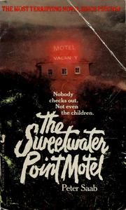 Cover of: The Sweetwater Point Motel | Peter Saab