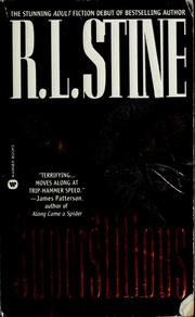 Cover of: Superstitious | R. L. Stine