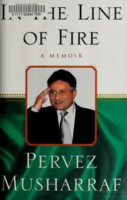 Cover of: In the Line of Fire | Pervez Musharraf