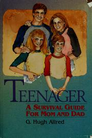 Teenager by G. Hugh Allred