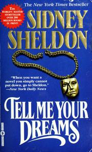 Cover of: Tell me your dreams | Sidney Sheldon