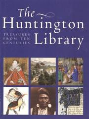 Cover of: The Huntington Library