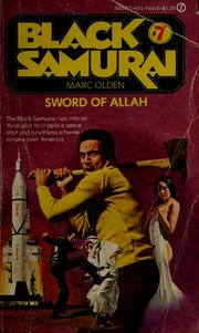 Cover of: Sword of Allah | Marc Olden