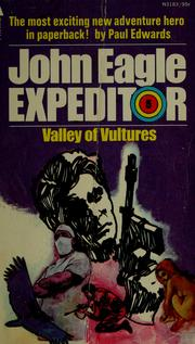 Cover of: Valley of vultures | Edwards, Paul