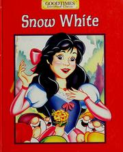 Cover of: Snow White | Carl Baldaasarre