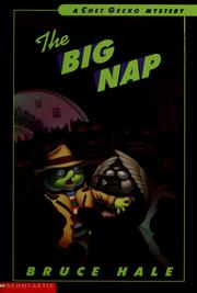 Cover of: The big nap | Bruce Hale