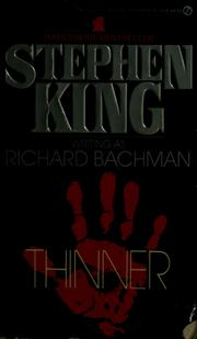 Thinner (Signet), Stephen King; Richard Bachman