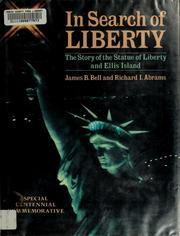 In search of liberty by Bell, James B.